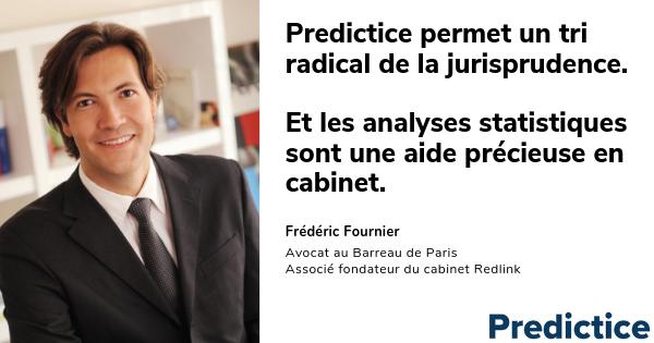 Témoignage de Frédéric Fournier