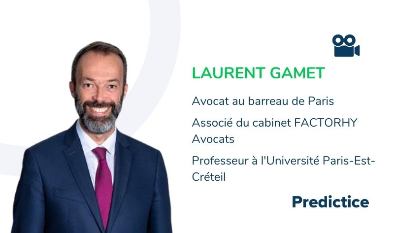 Laurent Gamet interview Predictice