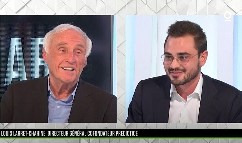 Louis Larret Chahine présente Scan sur B Smart