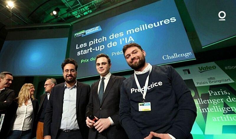 Louis Larret-Chahine, Alexandre Chéronnet, Mounir Majoubi