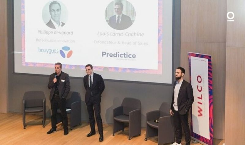Predictice partenariat Bouygues