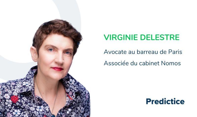 Virginie Delestre, cabinet Nomos