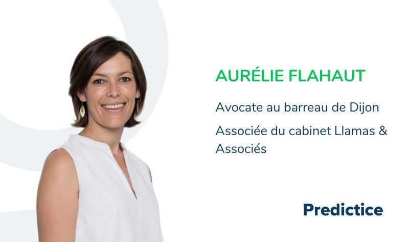 Aurélie Flahaut, llamas et associés