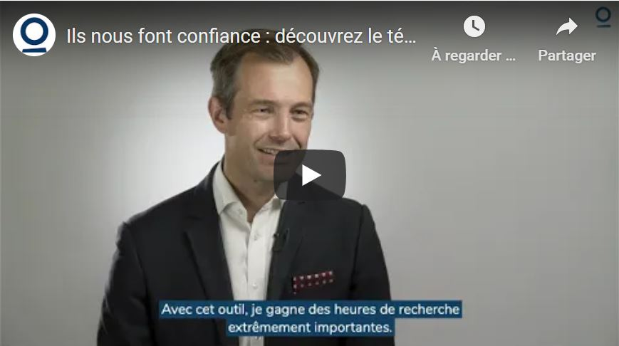 Avis client Predictice Benjamin English