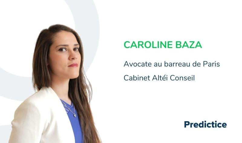 Maître Caroline Baza