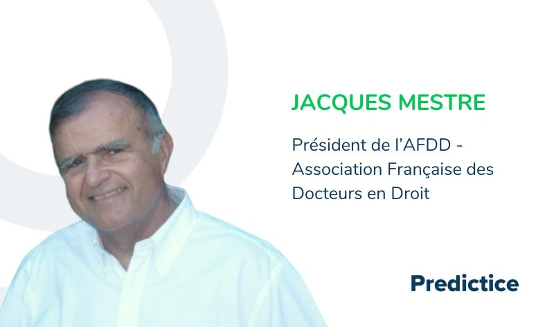 Interview Jacques Mestre