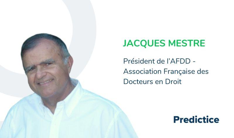 Interview Jacques Mestre