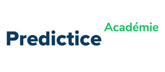 Logos travail Académie predictice