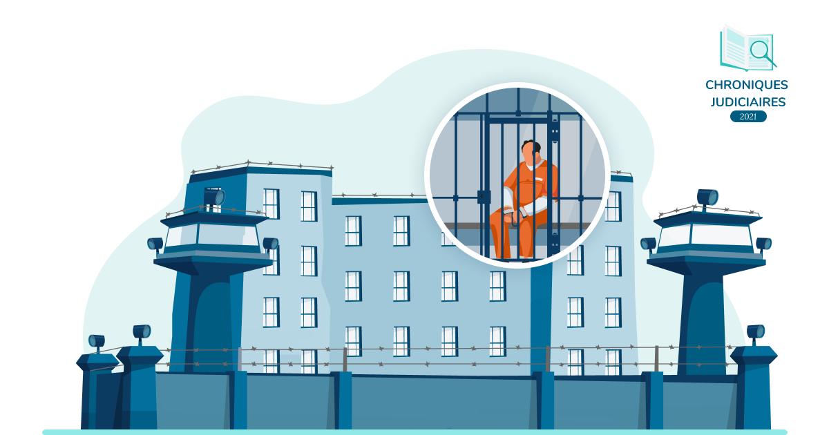 Conditions de détention en prison