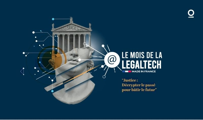 Illustration mois de la legaltech