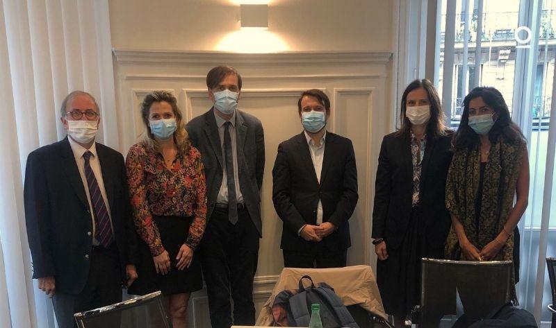 Comité éthique et scientifique de la justice prédictive avec Élise Maillot