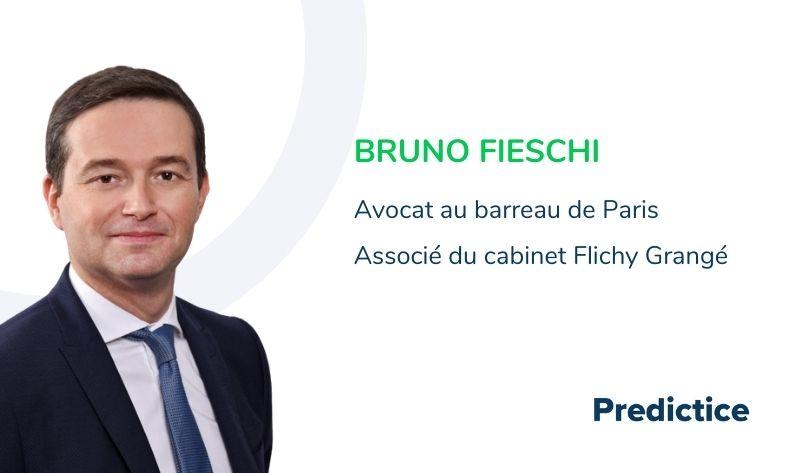 Bruno Fieschi chez Flichy Grangé