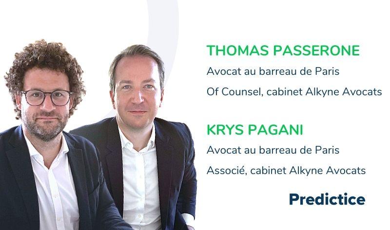 Thomas Passerone et Krys Pagani