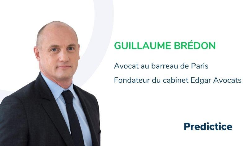 Guillaume Brédon Edgar Avocats