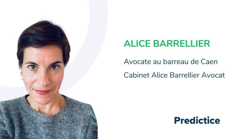 Alice Barrellier