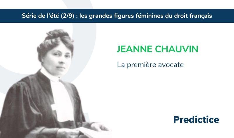 Jeanne Chauvin