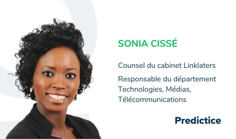 Sonia Cissé, linklaters